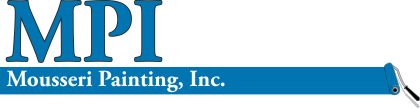 Mousseri Painting, Inc. Logo